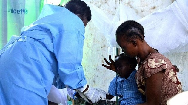 Kolera salgınından 117 kişi hayatını kaybetti