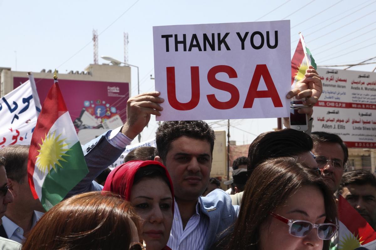 Referandum öncesi ABD'den Peşmerge'ye 22 milyon dolar