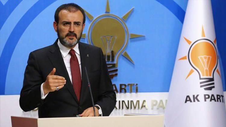 AKP'li Ünal: İradesi rehin alınmış olan Kılıçdaroğlu, millet iradesini yok saymıştır