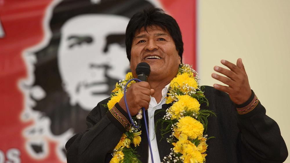 Morales: ABD, Latin Amerika ülkelerine demokrasi ve özgürlük öğretemez