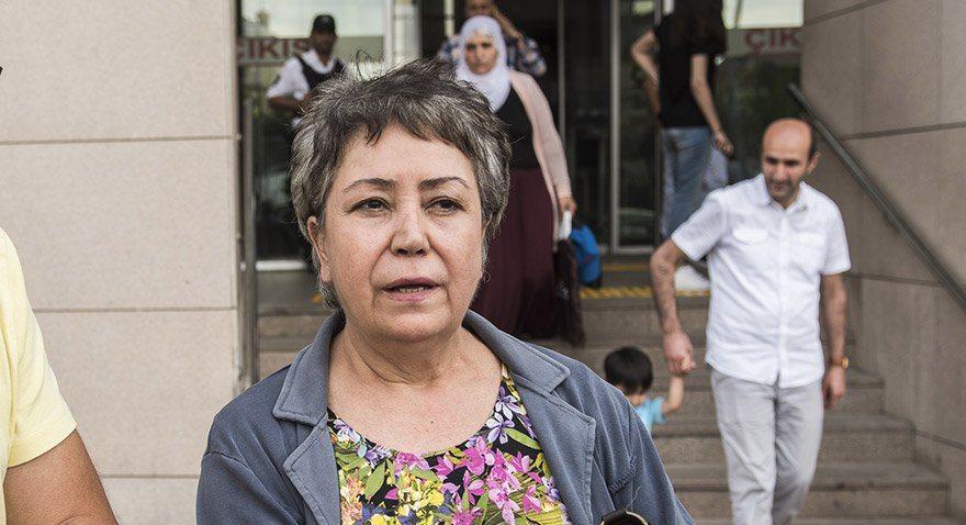 Enis Berberoğlu'nun eşinden çarpıcı açıklama: Biz ne casus, ne de teröristiz
