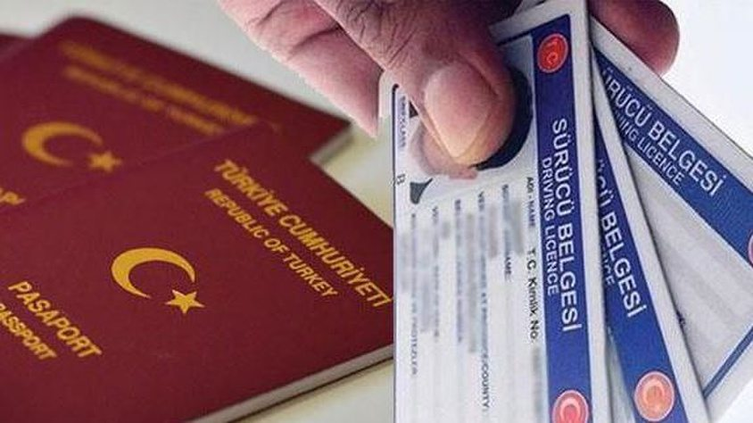 Pasaport ve ehliyet işlemlerinde yeni dönem
