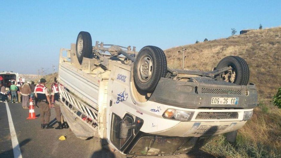 30 işçiyi kamyonet kasasına sığdırdılar: Ankara'da 'geliyorum' diyen cinayet...