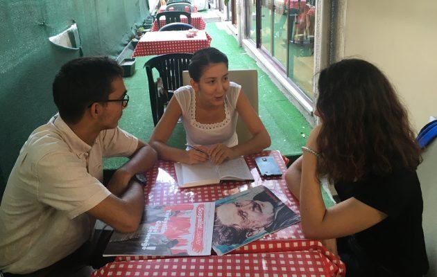 Sosyalist Liseliler: Gericiler bize bir gömlek biçmiş, bu gömlek gençliğe dar gelir