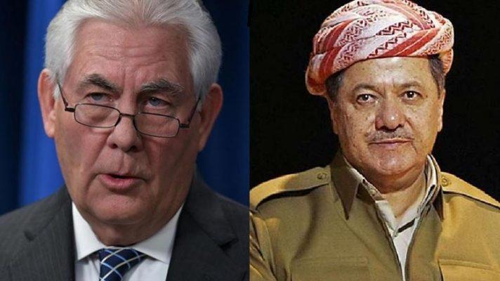 Barzani'den müttefik ABD'ye: Hayal kırıklığı yarattınız!