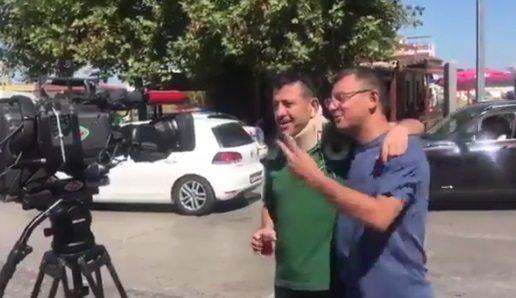 VİDEO | TRT kamerası açık unutulunca: CHP'li vekiller fırsatı kaçırmadı