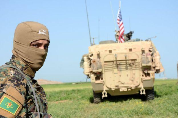 SDG Sözcüsü: ABD Kuzey Suriye'de kalacak, bunca desteği bedava vermiyorlar