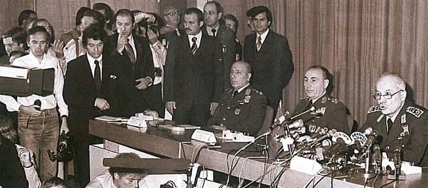 Hafıza-i Beşer | 21 Eylül 1980: Darbe Hükümeti kuruldu