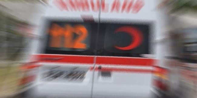 Korucuları taşıyan aracın geçişi sırasında patlama
