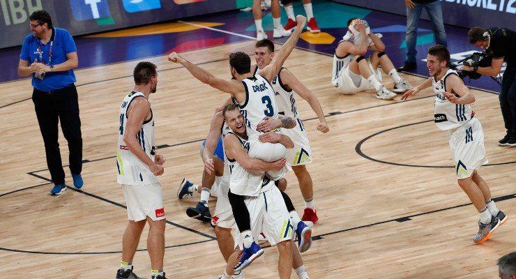Eurobasket 2017 Şampiyonu Slovenya