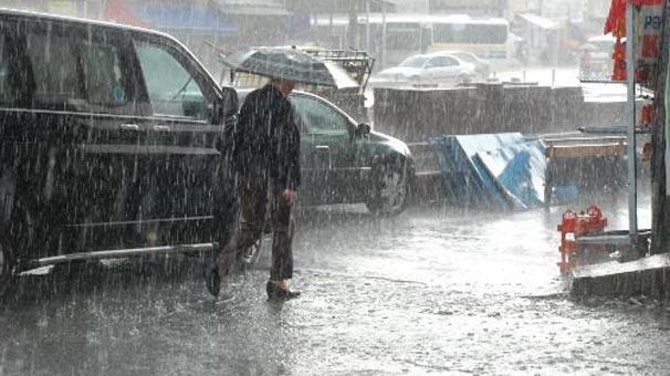Meteoroloji'den İstanbul için uyarı verildi