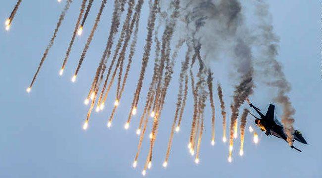 Reuters: ABD savaş uçağı Suriye'de düştü