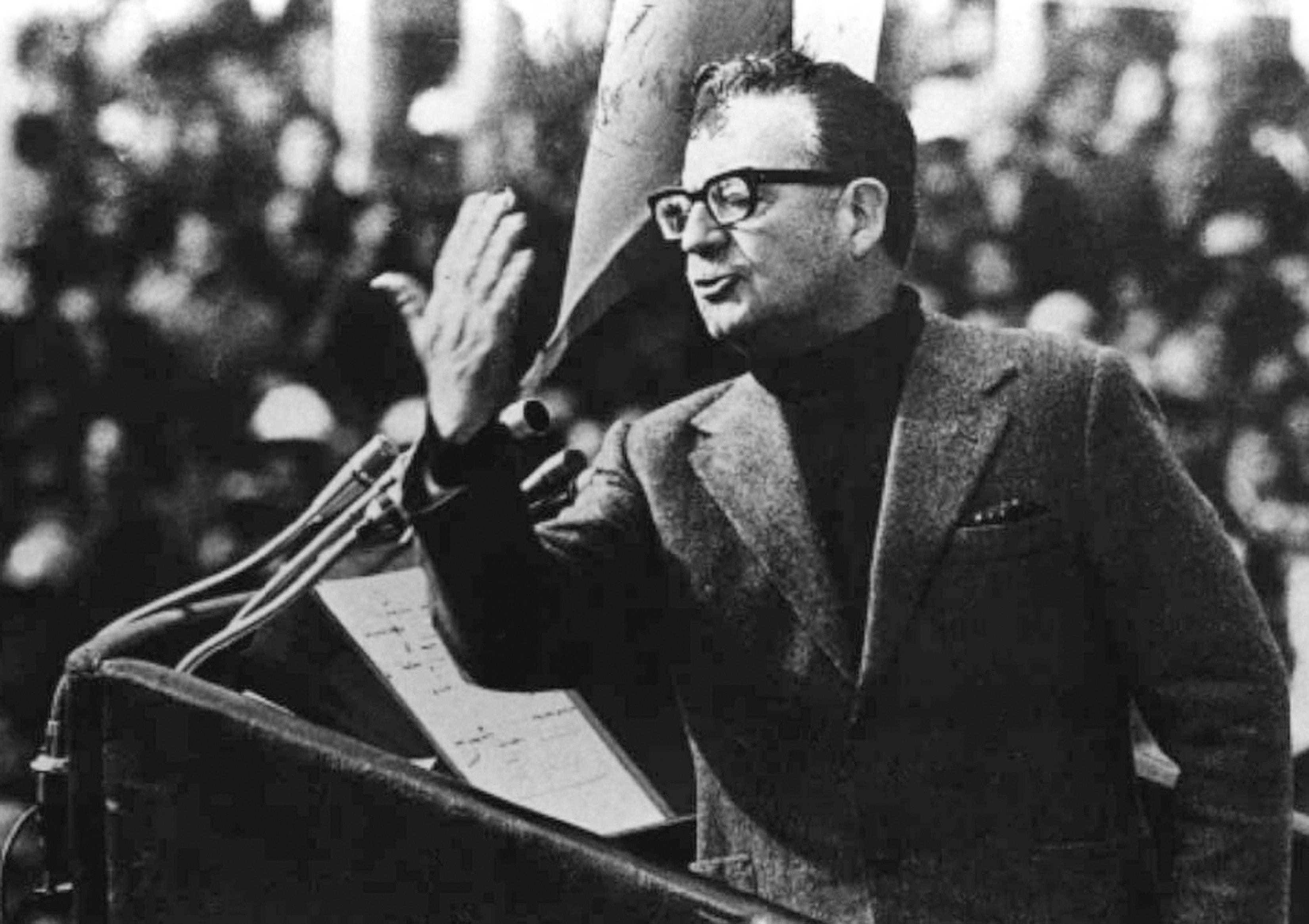 Hafıza-i Beşer I 11 Eylül 1973: Yoksulların Babası Allende