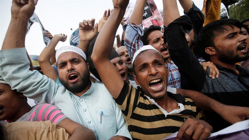 Hindistan hükümeti 40 bin Arakanlıyı sınır dışı edebilir