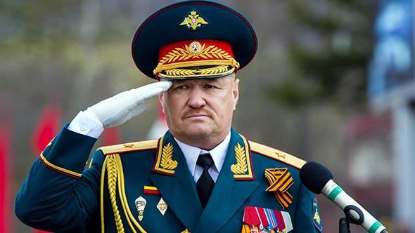 Rus Korgeneral IŞİD saldırısı sonucu öldü