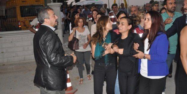HDP'li vekil cenazeye saldırıyı anlattı