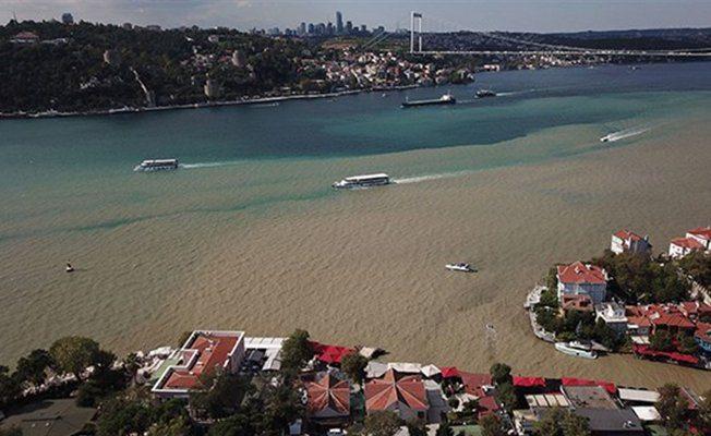 İstanbul Boğazı çamur içinde!