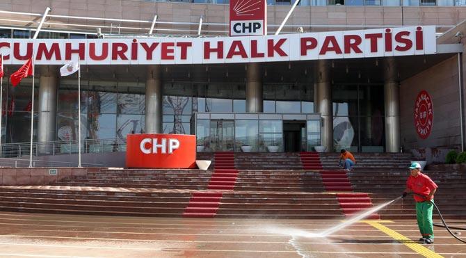 CHP'nin en az üyesi bulunan il ve ilçeler açıklandı