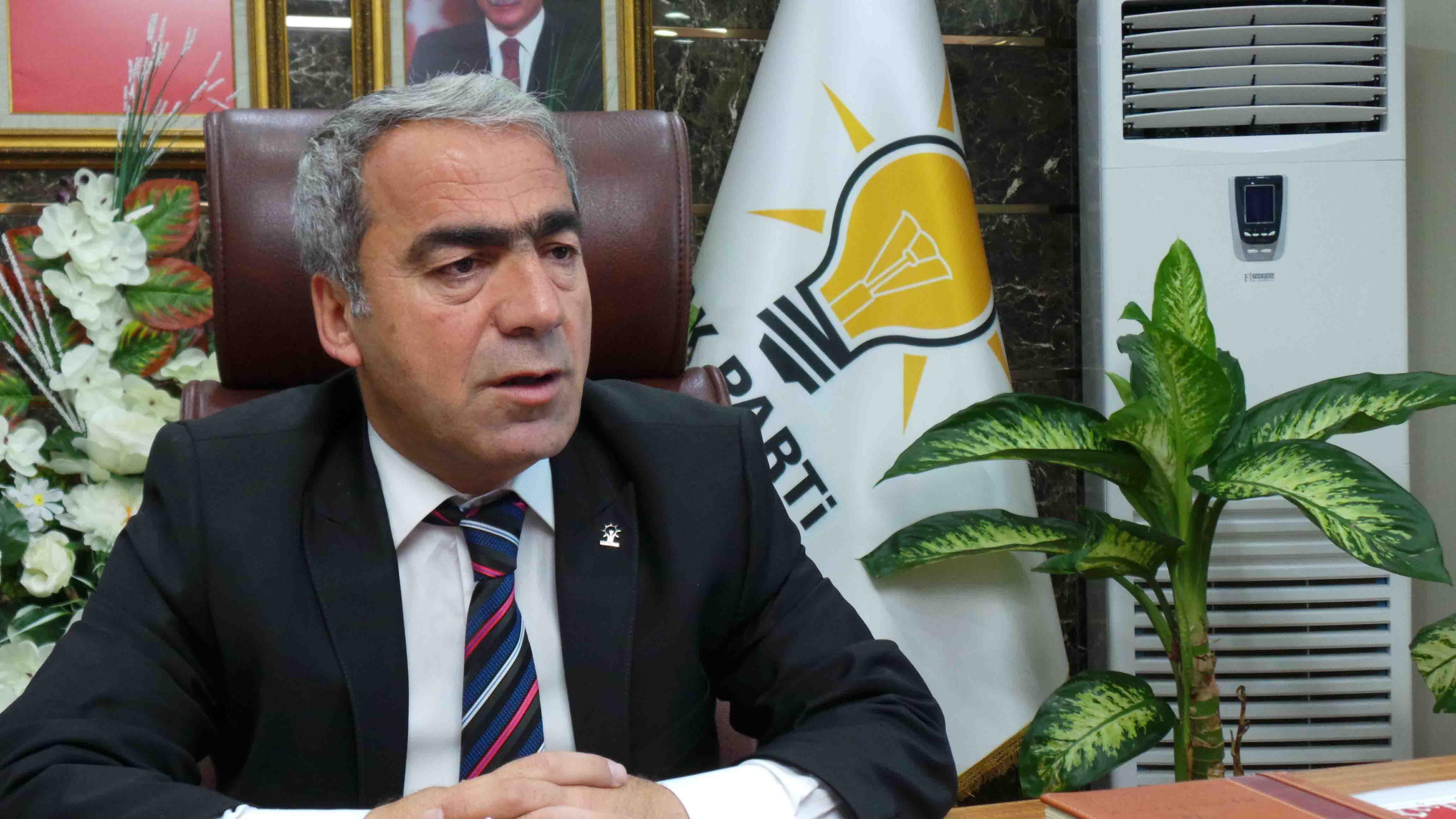 AKP Batman İl Başkanı: Biz bölgede 'Kürdistan' referandumunda 'Evet'i destekliyoruz