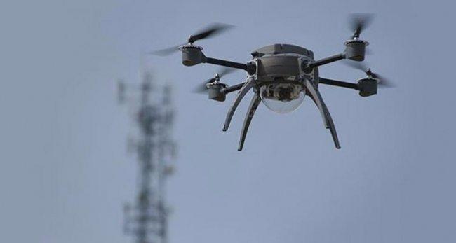 İstanbul semalarında'yasak drone' paniği