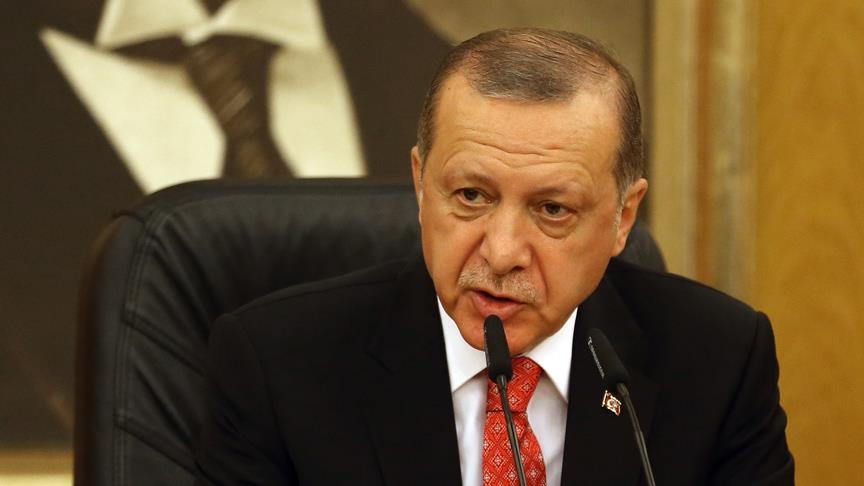 Erdoğan: Trump ile görüşmeye özel önem atfediyorum