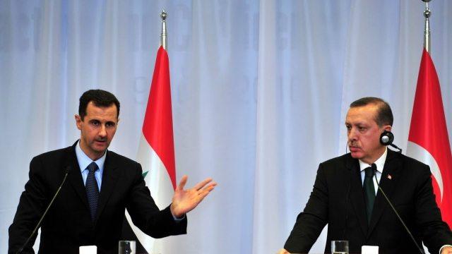 AKP'ye 'Esad'la görüşme' çağrısı