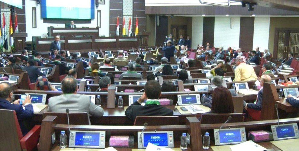 Kürdistan parlamentosunda bağımsızlık referandumu onaylandı