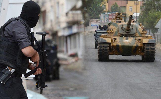 Hakkari'de bazı bölgelerde sokağa çıkma yasağı ilan edildi