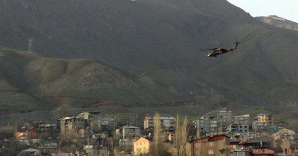 Hakkari'nin 3 ilçesinde 15 gün süreyle özel güvenlik bölgesi ilan edildi