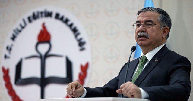 Milli Eğitim Bakanı sınav sistemiyle ilgili yaptığı açıklamada hiçbir şey söylemedi