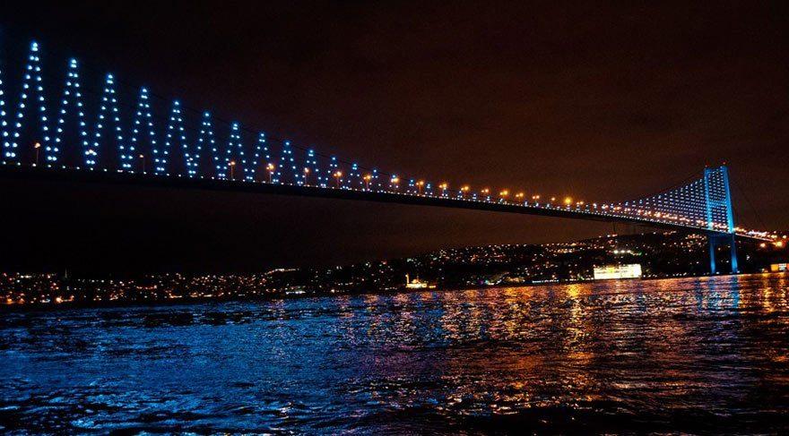 Köprüde geceyarısı intihar