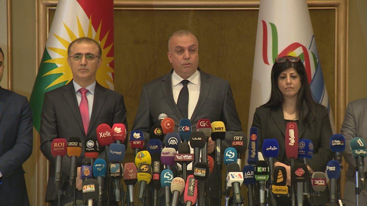 IKBY Kürdistan referandumunun kesin sonuçlarını açıkladı