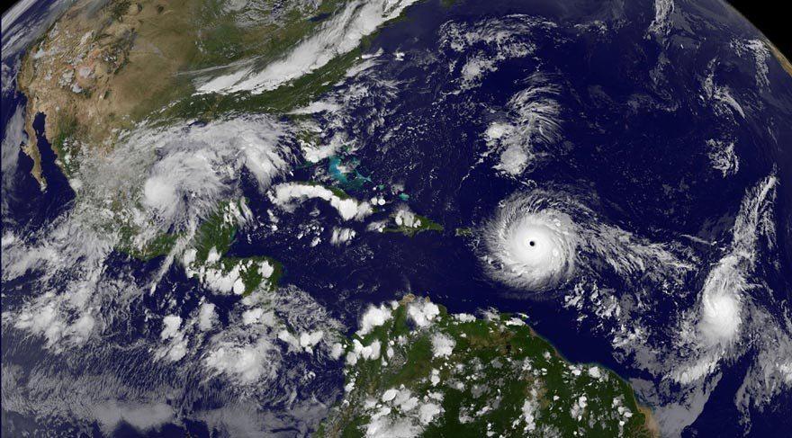 Irma Kasırgası sebebiyle Florida'da tahliye kararı alındı