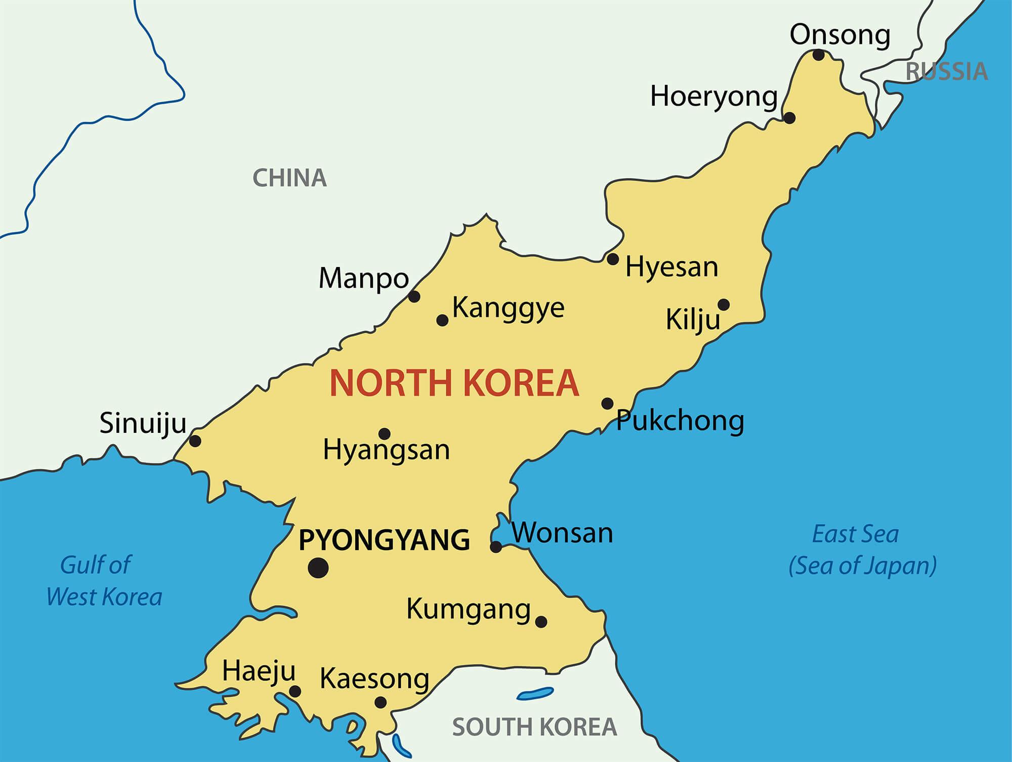 KDHC'de 3,4 şiddetinde deprem: 'Yeni bir bomba denemesi olabilir'