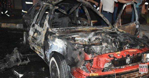 Kerkük'te bombalı araçla saldırı