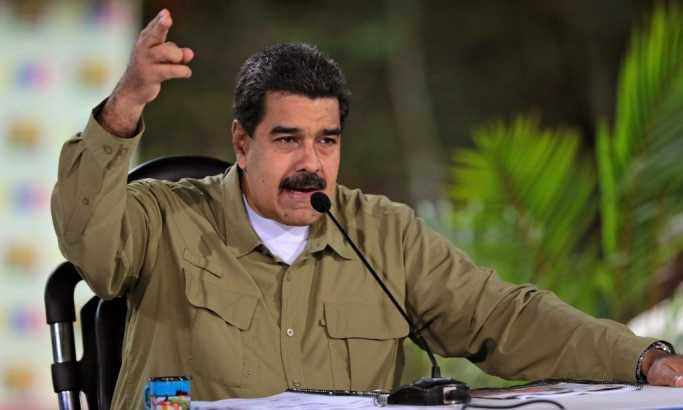 Maduro: Trump uluslararası siyasetin yeni 'Hitler'i