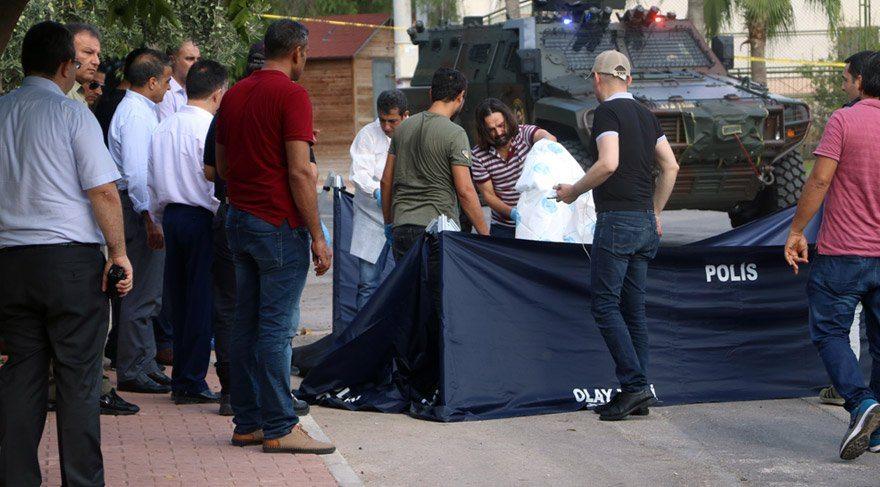Mersin'deki'canlı bomba'nın kimliği belli oldu