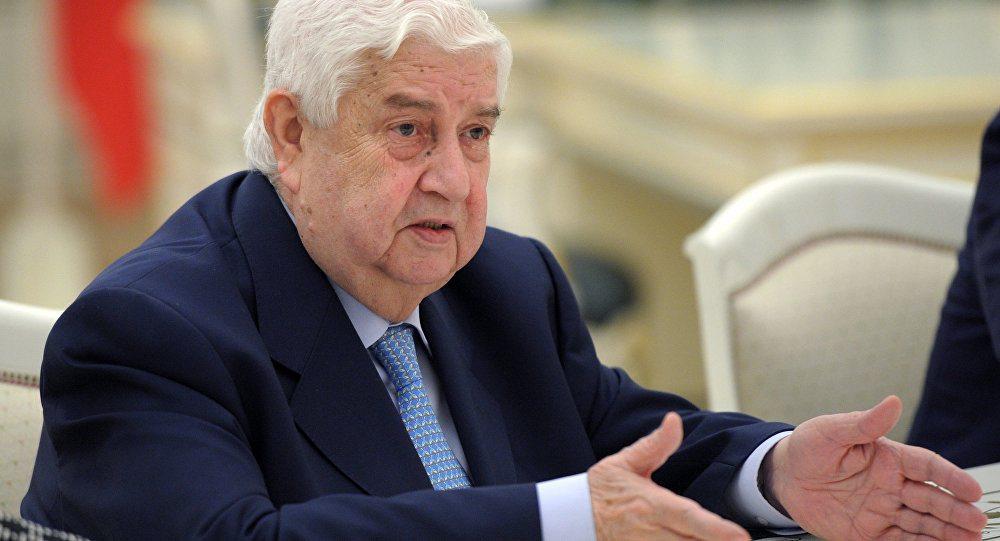 Suriye Dışişleri Bakanı: Kürtlere özerkliği tartışabiliriz