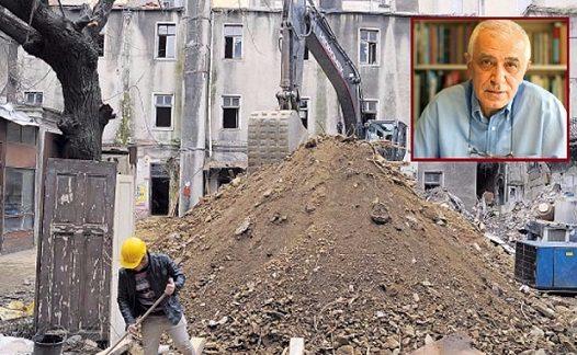 VİDEO | Narmanlı Han yağmasının AKP'li mimarından skandal Ahmet Hamdi açıklaması