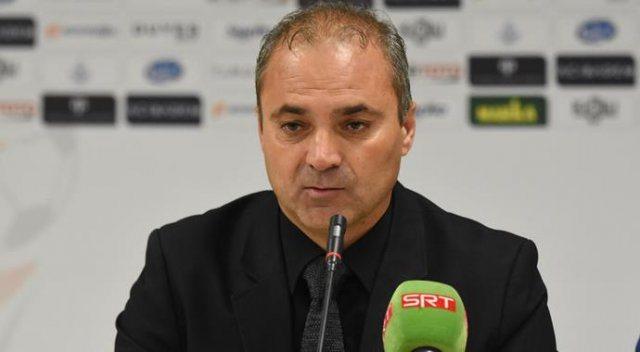 Süper Lig'de bir teknik direktör istifası daha