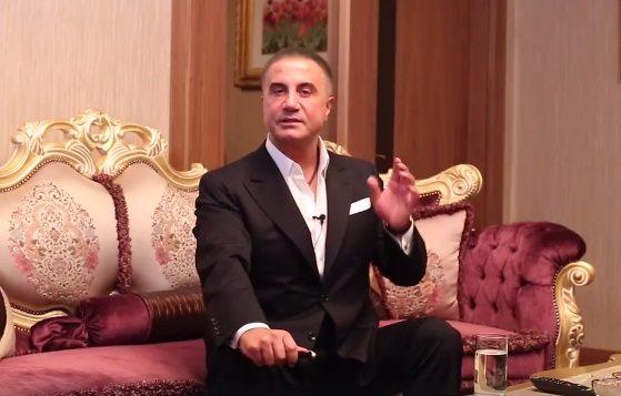 Akit TV'nin katliamcısına Sedat Peker'den destek!