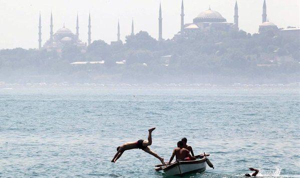 İstanbul'da 'Eylül ayı sıcaklık rekoru' kırıldı