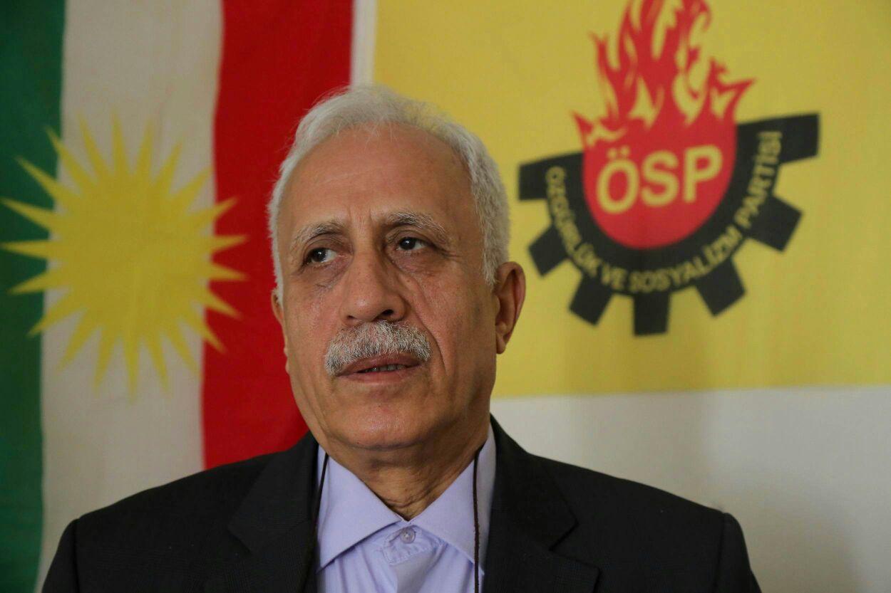 Sinan Çiftyürek'ten açıklama: Kılıçdaroğlu 'Kürtlerin referanduma gitmeye hakları var' dedi
