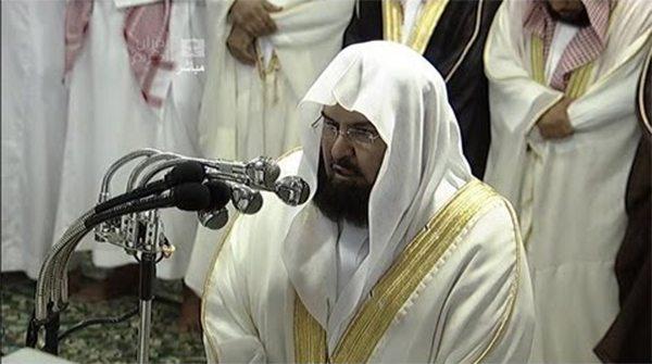 Bu sözler Kabe imamının: Allah'a hamdolsun ABD ile birlikte dünyayı yönetiyoruz
