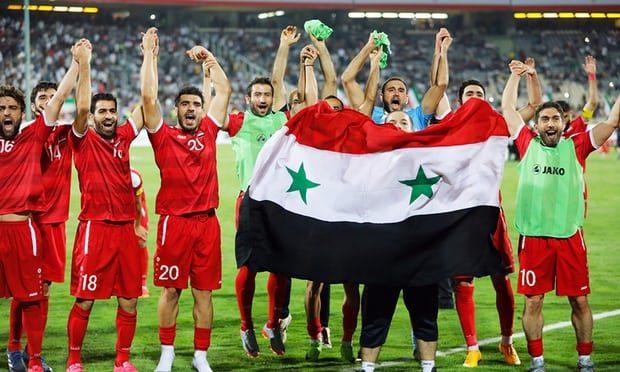 Suriye ile ABD Dünya Kupası elemelerinde karşılaşabilir