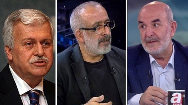 AKP medyasında kavga ayrılık getirdi