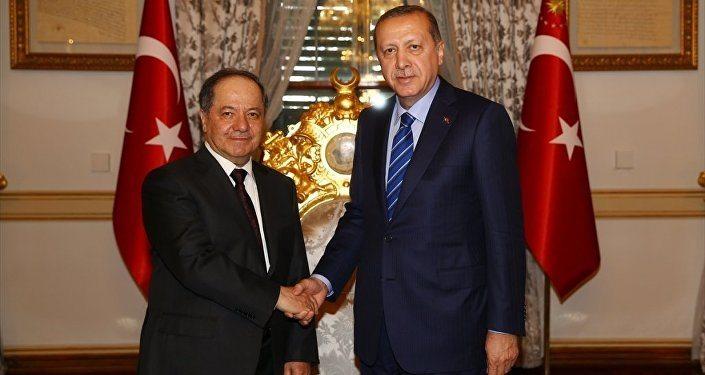 AKP'den Barzani'ye çağrı