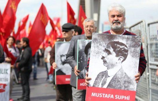 Komünistlerden TKP'nin 97. kuruluş yıldönümü açıklaması: Geleneğimiz geleceğe taşınacaktır!