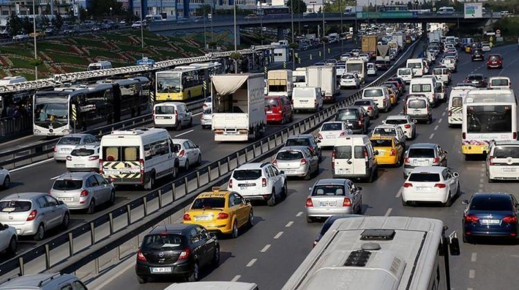 İstanbul'da bu yollar 3 gün trafiğe kapalı