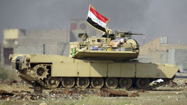 Irak ordusundan'Kerkük'e operasyon' haberleri üzerine açıklama